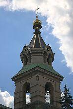 Дзвіниця Свято-Миколаївського собору Дружківки