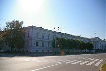 Східне крило Губернських присутніх місць Полтави