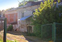 Внутрішній двір молочанського магістрату