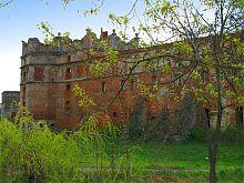 Східний фасад Старосельського замку