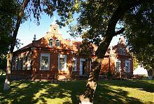 Менонітська школа для дівчат в Молочанську