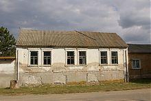 Перша будівля комплексу молочанської броварні Нойфельда