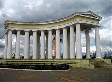 Бельведер Воронцовского дворца Одессы