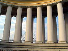Колоннада Воронцовского дворца Одессы