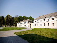 Хозяйственные корпуса Вишневецкого дворца