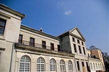 Южный фасад Вишневецкого замка
