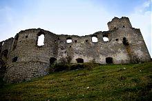 Северо-восточная стена Сидоровской крепости
