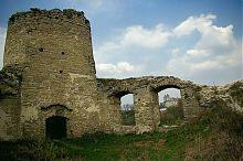 Северо-западная башня Сидоровской крепости