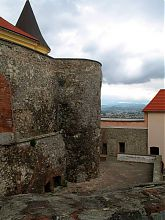 Башня Федора Кориатовича мукачевского замка Паланок