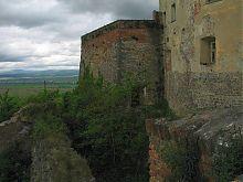 Внешний равелин Верхнего мукачевского замка Паланок