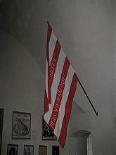 Помещение музея мукачевского замка Паланок