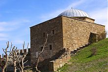 Мечеть генуэзской крепости в Судаке
