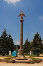 Ангел Миру в парку ім.А.С.Щербакова Донецька