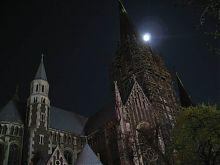 Трансепт костелу святої Ельжбети (святих Ольги і Єлизавети) у Львові