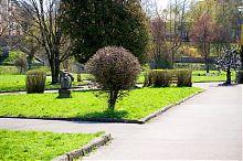 Парк Старого замка в Тернополе