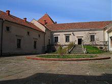 Парадный корпус Свиржского замка Львовщины