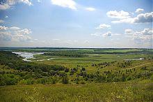Ландшафтний парк Клебан-Бик в Олександро-Калинове