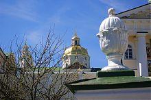 Восточная часть Свято-Успенская Почаевской лавры