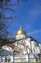 Троицкий собор Свято-Успенской Почаевской лавры