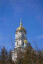 Колокольня Свято-Успенской Почаевской лавры