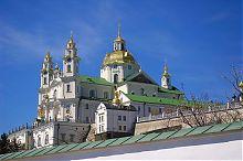 Успенский собор Свято-Успенской Почаевской лавры