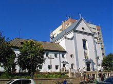 Монастырь Братьев меньших Капуцинов в Виннице