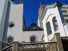 Часовня монастыря Младших Братьев Капуцинов в Виннице