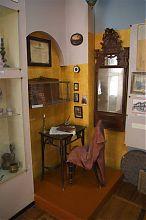 Комната бахмутского обывателя государственного краеведческого музея в Артемовске