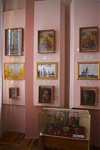 Религиозная экспозиция государственного краеведческого музея в Артемовске