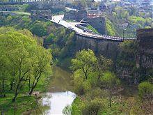 Турецький (Замковий) міст Камнец-Подільського