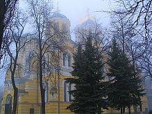 Свято-Володимирський собор Києва
