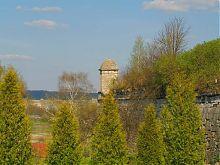 Бастион замка в Золочеве (Львовщина)