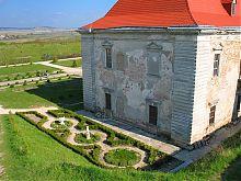Ренессансный замковый дворец в Золочеве. Львовщина