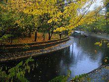 Водоем зоопарка в Николаеве