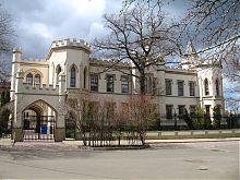 Одеський Шахський палац