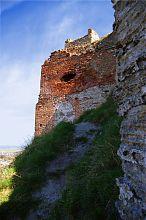 Южный фасад Башни над новым домом крепости в Кременце