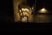 Вход в арсенал балаклавского музея подводных лодок