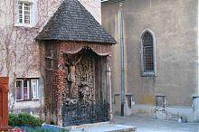"Каплиця ""Голгофа"" львівського кафедрального Вірменського Успенського собору"