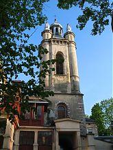 Колокольня львовского Армянского кафедрального Успенского собора