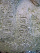 Надгробний камінь біля львівського Вірменського кафедрального Успенського собору