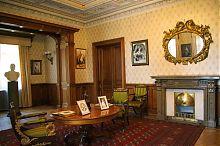 Кабинет императора дворца в Массандре
