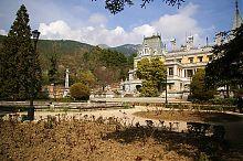 Регулярний парк в Масандрі