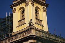 Скульптурна група Бучацької ратуші