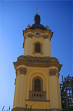 Башня ратуши в Бучаче