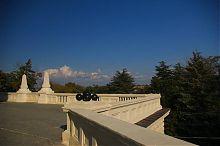 Біля будівлі панорами Оборона Севастополя на Історичному бульварі