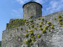 Папская башня крепости в Каменец - Подольском