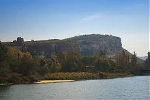 Река Черная, впадающую в Севастопольскую бухту в Инкермане