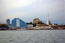 Артиллерийская севастопольская бухта