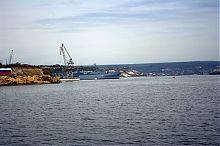 Севастопольская Инженерная (Куриная) бухта Севастополя