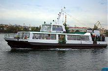 Пассажирский катер Норд сообщением Морвокзал - бухта Северная